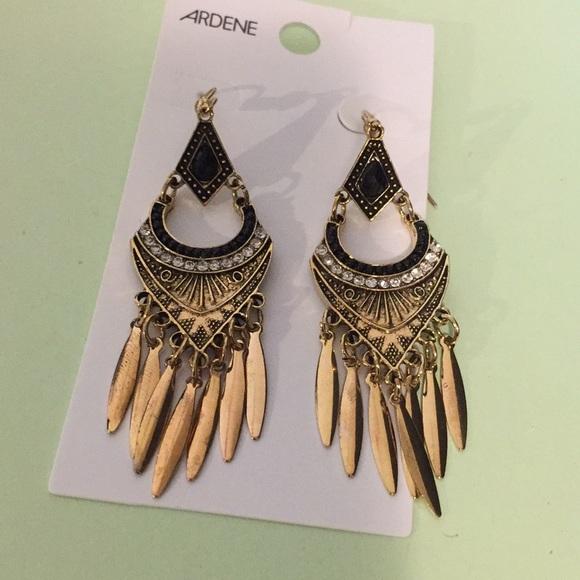 """Ardene earrings NEW dangle 2 1/2"""""""
